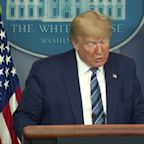 Trump: US praying for Johnson amid hospitalization