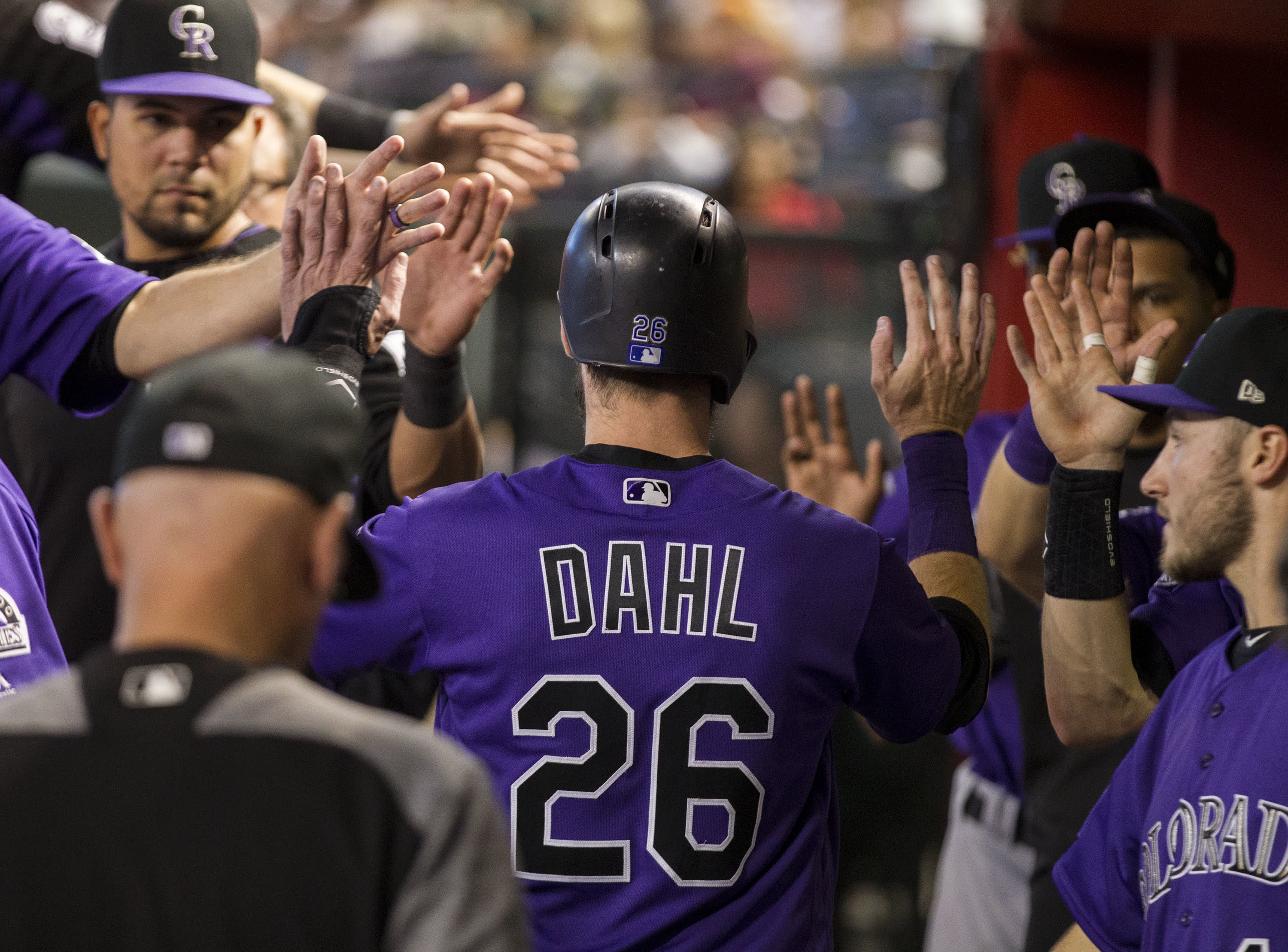 MLB postseason picture: Rockies win again, but can't make progress in NL West