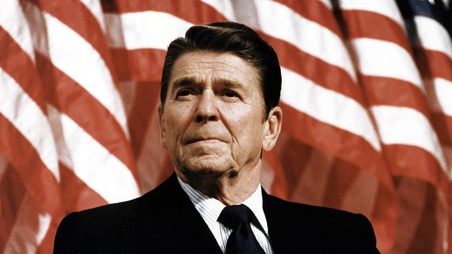 As backlash against Trump's 'go back' comments builds, here's Ronald Reagan's 'love letter to immigrants'