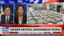 Fox News' Tammy Bruce takes issue with gender-neutral gingerbread cookies: 'Obviously they're men'
