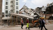 Mexicans spooked by repeat rumble on anniversary of 1985 quake