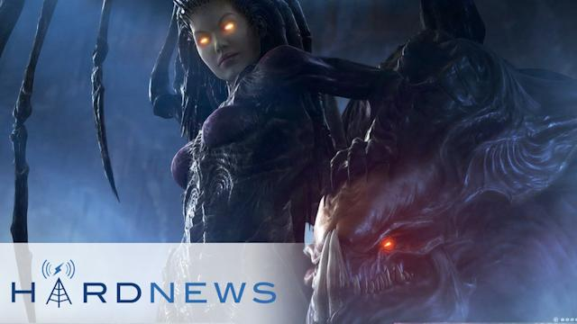 Another Star Wars Game, Vita Sees a Price Drop, PETA Protects Zerglings - Hard News Clip
