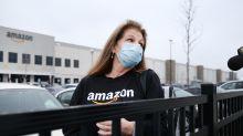 """""""Este dinero está manchado con sangre"""": crece la tensión en Amazon por el coronavirus"""