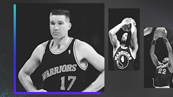 Chris Mullin needed a little help to become great