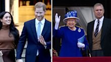 Royal Family's 'botched' response to Harry and Meghan bombshell has echoes of Prince Andrew fallout