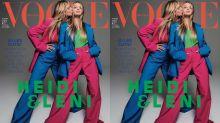 La hija de Heidi Klum debuta con ella como modelo en la portada de Vogue: así es Leni Klum