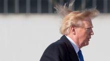 A mini investigation into Donald Trump's unruly hair