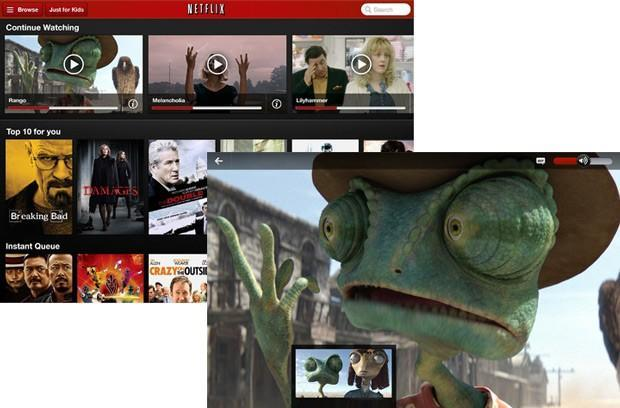 Netflix 3.0 for iOS brings the zoom icon back, adds more UI improvements