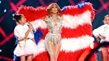 PETA slams Jennifer Lopez for wearing feathers during Super Bowl halftime show