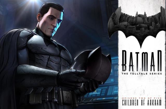 Telltale's second 'Batman' episode arrives September 20th