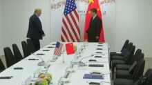 Trump and Xi bilateral meeting at G20