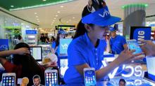 China's Vivo will put a fingerprint scanner under its next smartphone display