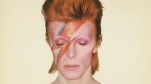David Bowie Aladdin Sane photograph gifted to V&A museum