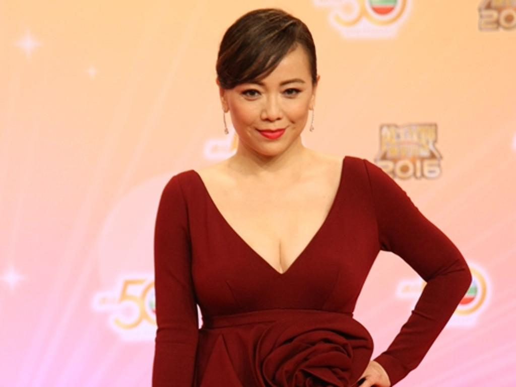 Sheren Tang dismisses conflict with Wong Cho Lam