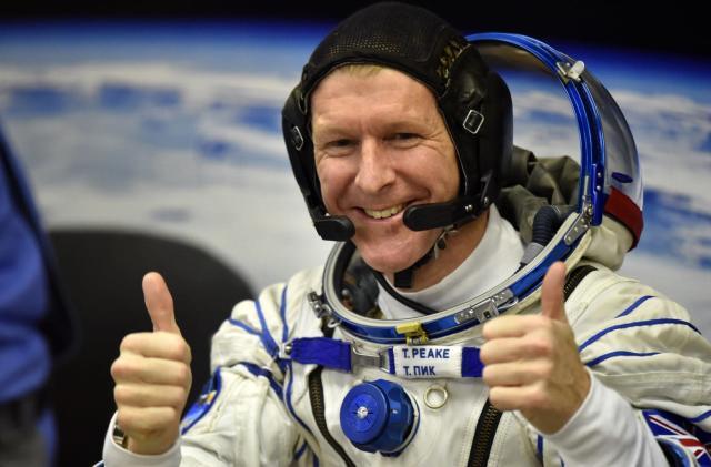 British astronaut Tim Peake will spacewalk next week