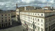 Al via il vertice Conte-DiMaio-Salvini-Tria a palazzo Chigi