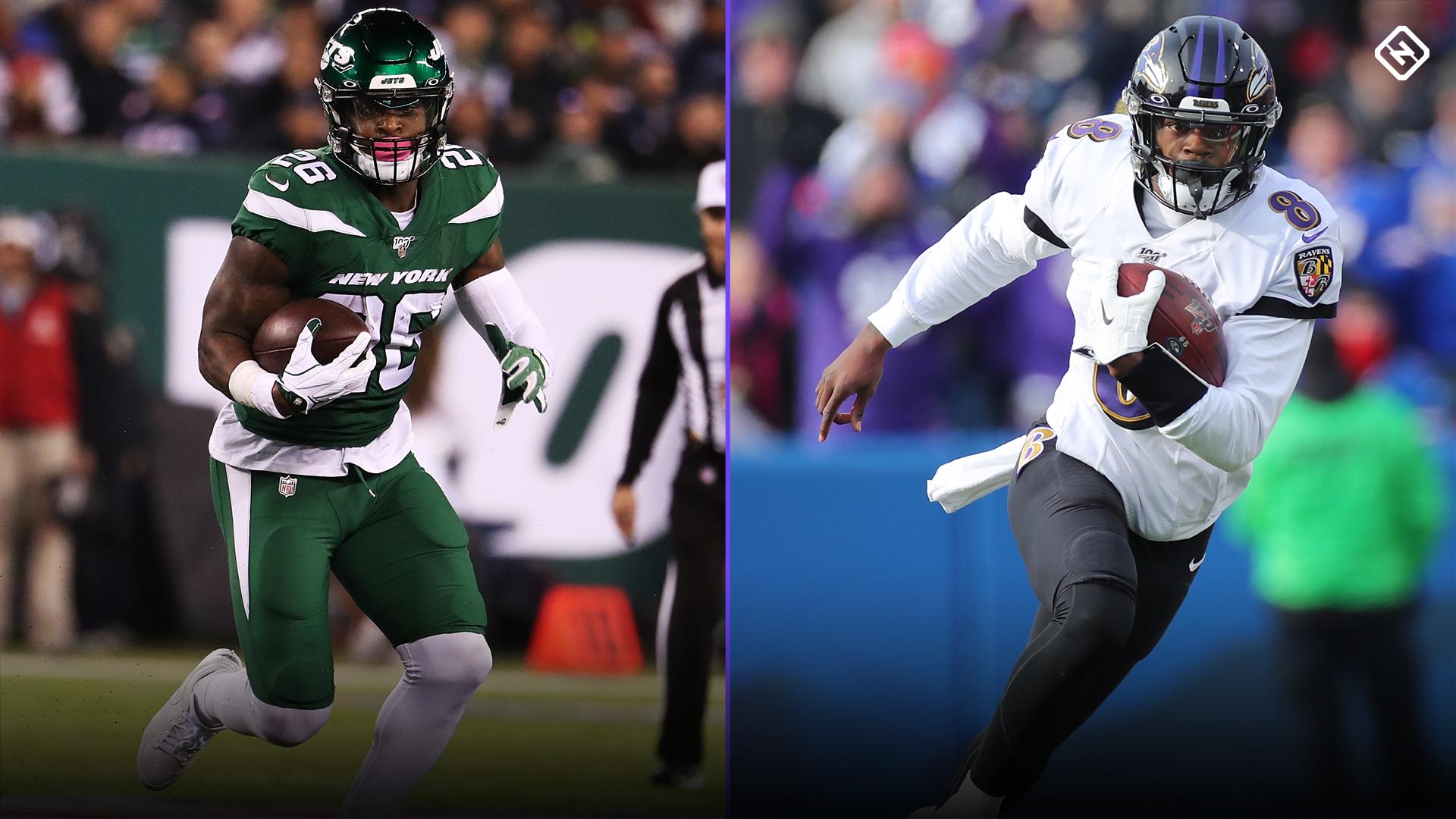 Jets Vs Ravens Fantasy Football Start Em Sit Em For Thursday Night Football Watch the new york jets vs. yahoo sports