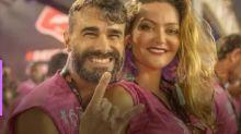 Após separação, Laura Keller e Jorge Souza lavam roupa suja na web
