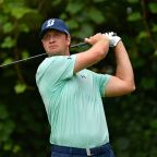 Dizzy spells hinder Kuchar as five share PGA Canadian Open lead
