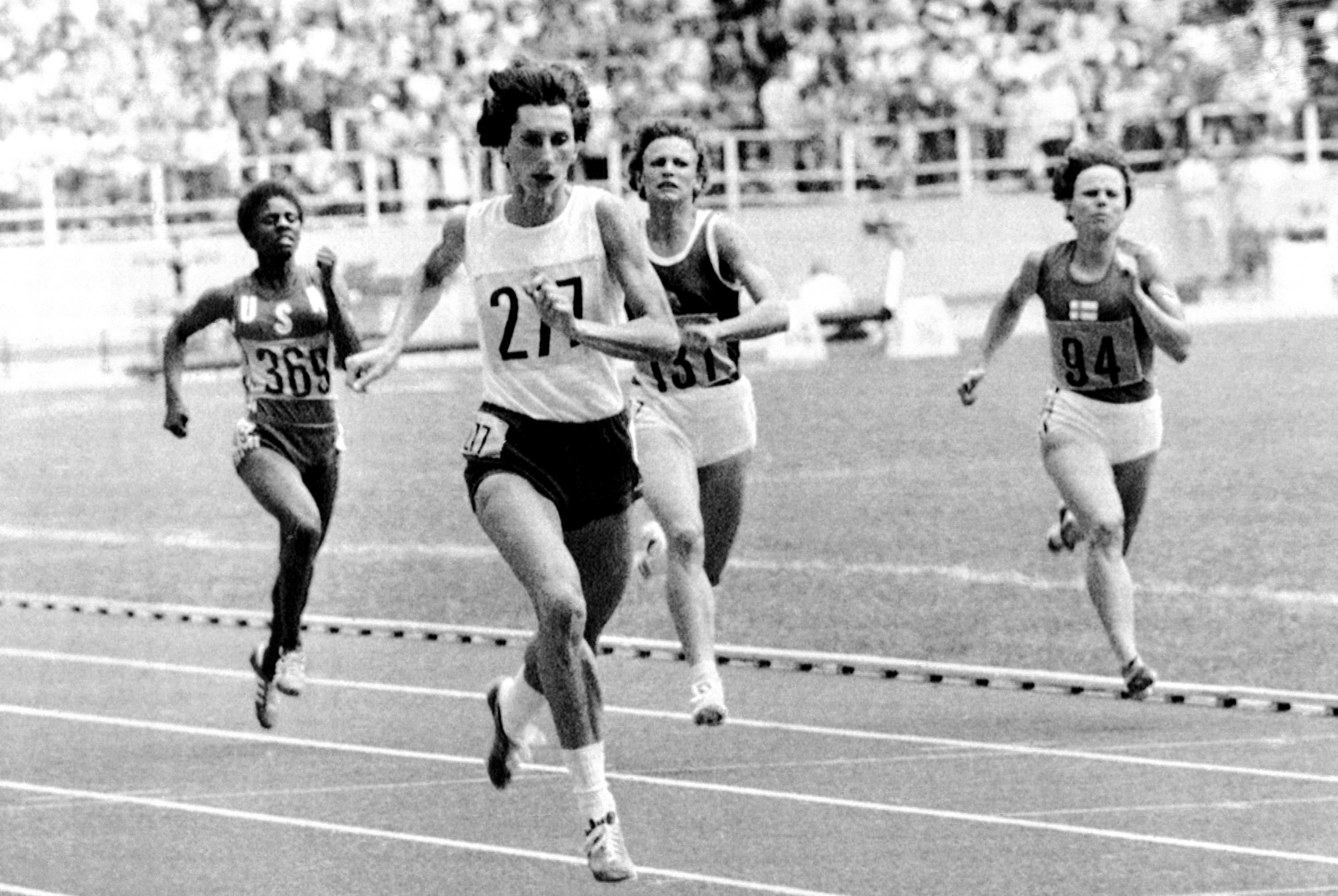 images Shirley Strickland 7 Olympic medals
