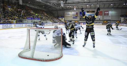 Hockey - L.Magnus - Rouen remporte la troisième manche face à Gap