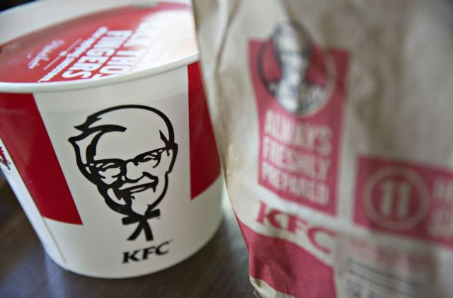 KFC's fried chicken delivery will have you licking your fingers in no time