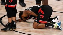 Kyle Lowry: 'Obviously, I've got balls of steel'