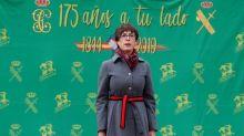 María Gámez dice que el mejor patriotismo es servir a los ciudadanos