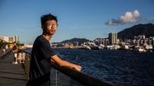 Hong Kong teen activist Tony Chung charged with secession