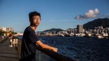 Hong Kong teen activist Tony Chung charged with secession