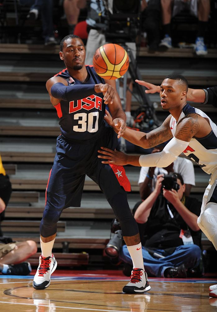 US men's basketball chooses 16 roster finalists