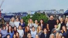 There's Something Awfully Wrong With This Photo Of British Vogue Staffers