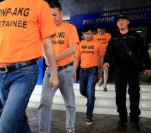 Philippine police arrest 43 foreigners for kidnap of Singapore woman