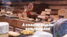 Les fromages ont aussi leur saison, voici comment les choisir