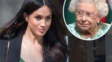 Meghan Markle breaks Queen's 'only' rule