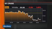 Bloomberg Market Wrap 11/18: Stocks Higher, Oil Lower, Apple Hits Record High