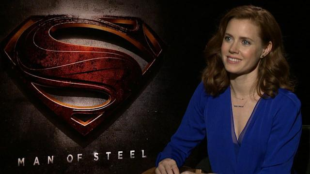 Amy Adams is 'Lois Lane' for new generation