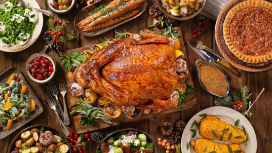 Thanksgiving cooking guide: Celebrity chef's tips and last-minute recipes to save the day