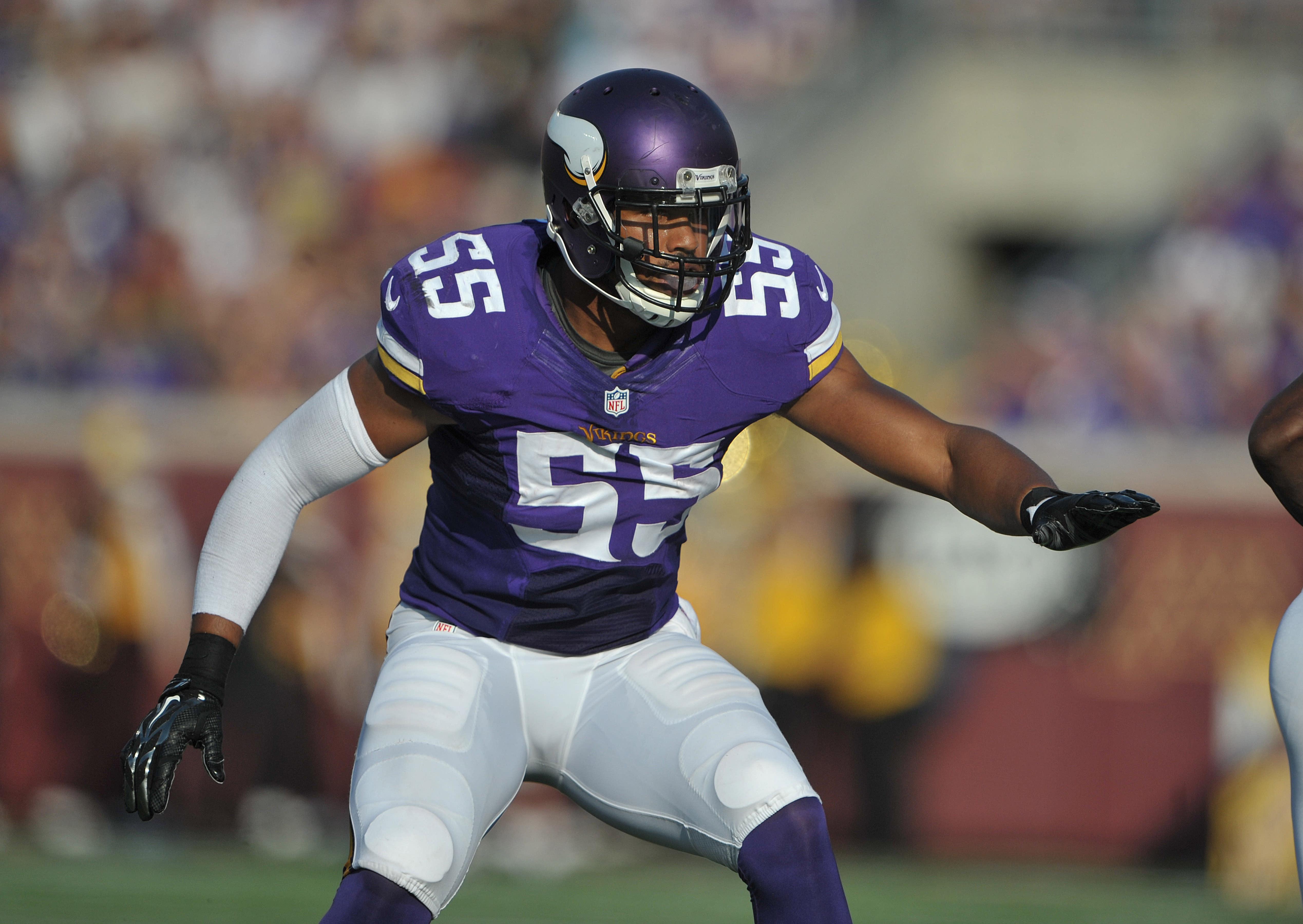 RADIO Vikings Barr talks Peterson Bridgewater and a rookie