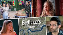 Next week on 'EastEnders': Nancy Carter's return revealed, plus Kush takes drastic action (spoilers)