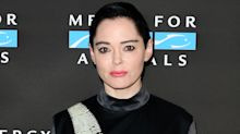 Rose McGowan Cancels Film Festival Appearance Due to 'Compounding Factors' Surrounding Her Harvey Weinstein Allegations