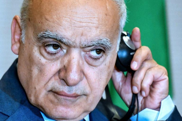 UN special envoy for Libya Ghassan Salame has accused foreign actors of intensifying the Libyan conflict
