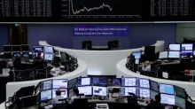 Earnings, euro fall propel European shares higher