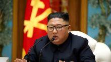 North Korea's Kim Wishes Trump Recovery From Coronavirus