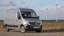 Pricing and specifications confirmed for all-electric Renault Master Z.E.