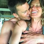 Tom Brady Shares Sweet Selfie with His 'Forever Valentine' Gisele Bündchen: 'Te Amo'