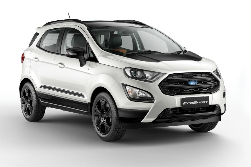 2019 Ford EcoSport Launched in India At Rs 7.69 Lakh, Gets New Thunder Edition Variant