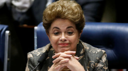 Brazil's Senate begins session to vote on Rousseff's removal