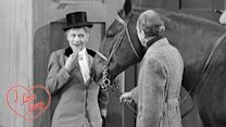 I Love Lucy - Lucy Rides a Horse Backwards