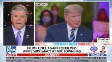 Fox News Stars Horrified by Savannah Guthrie's Trump 'Ambush' at NBC Town Hall